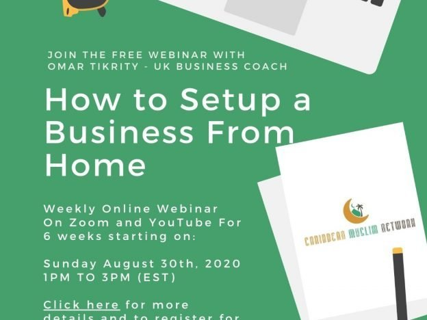 How to Setup a Business from Home course image